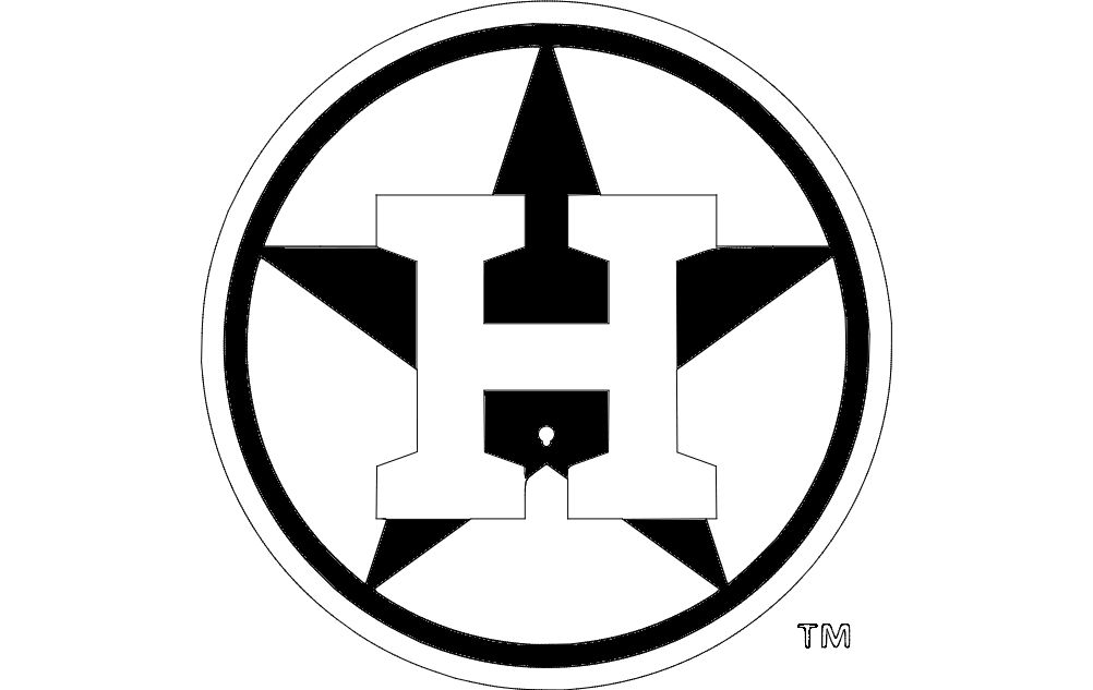 Astros Free DXF File