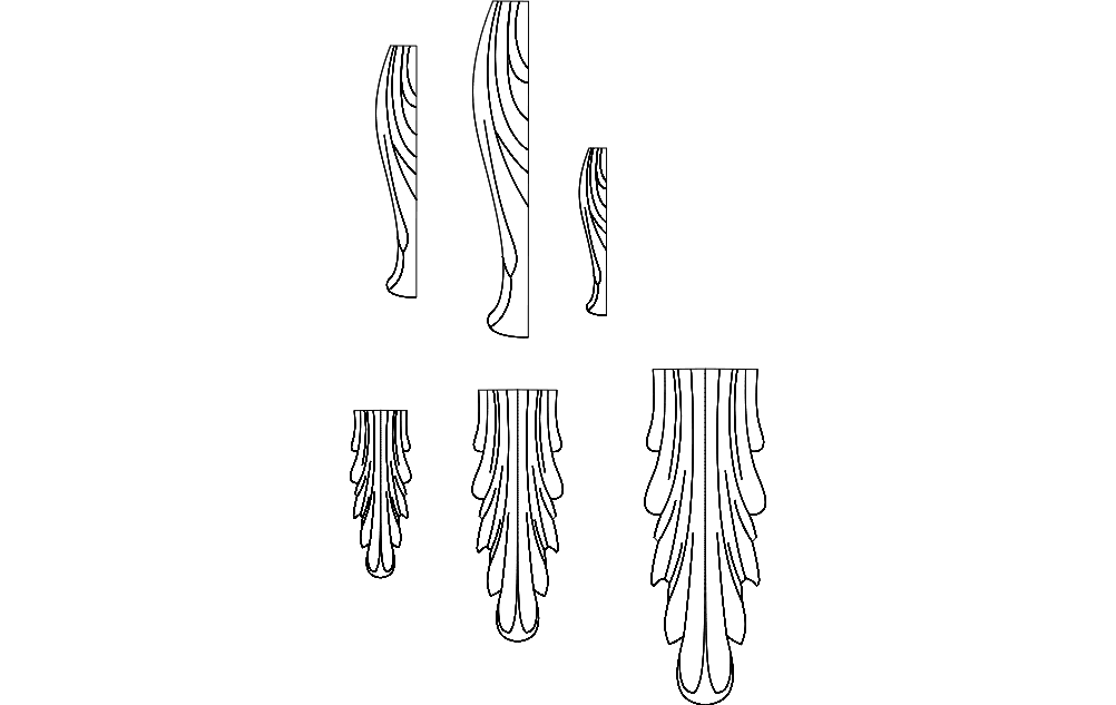 Design Panel Free DXF File