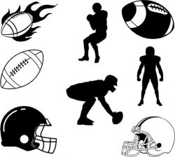 Design Collection For Football Fans Free DXF File