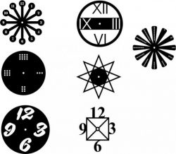 Some Watch Design Specifically For You Free DXF File