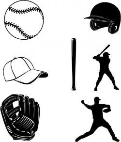 The Symbol Of Your Favorite Baseball Team Free DXF File
