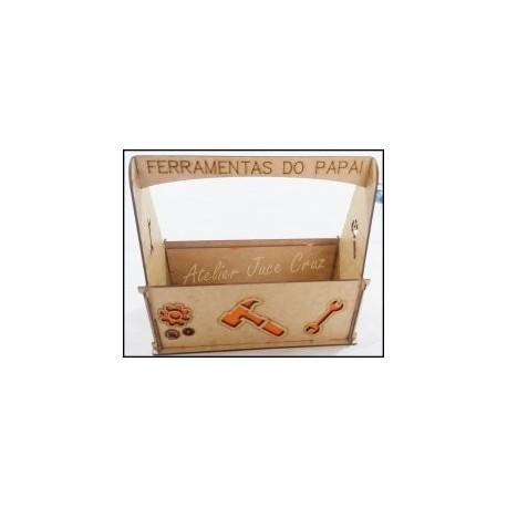 Caixa Ferramentas Do Papai Free DXF File
