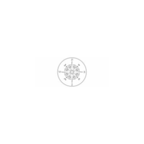 Compass Free DXF File