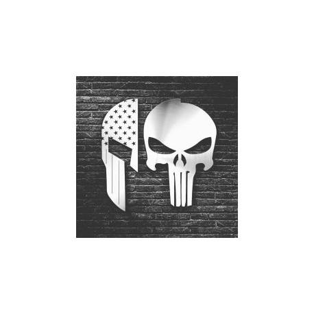Skull Mask Free DXF File