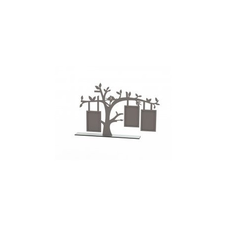 Tree Frame Laser Cut Free DXF File