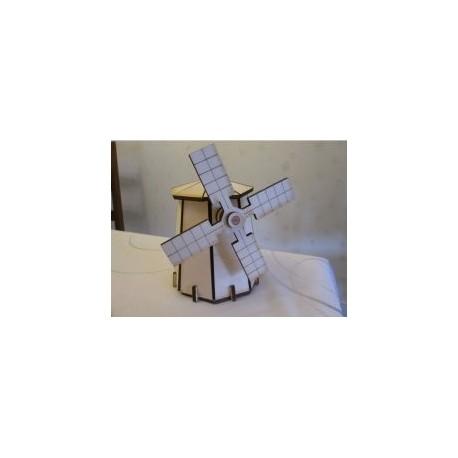 Windmill Free DXF File