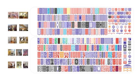 جميع زخارف القواطع File Free CDR Vectors Art