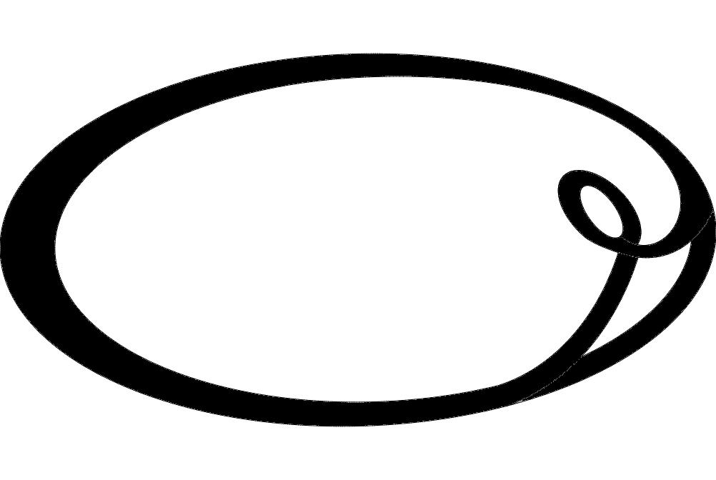 5 Kurdela Ayna Free DXF File
