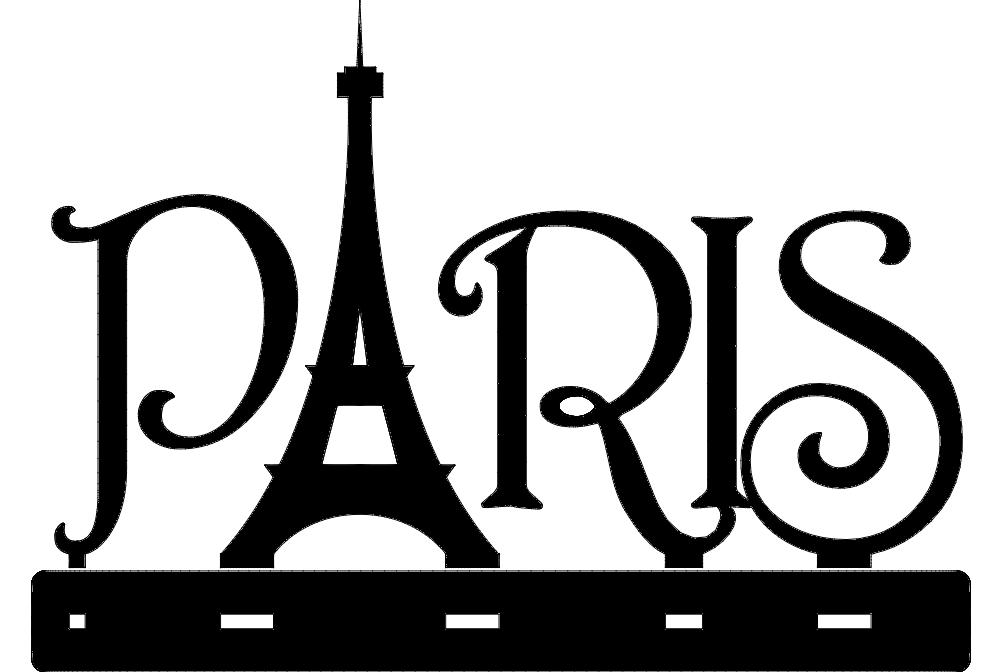 Paris Isimlik Free DXF File