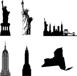 Architectural Design Symbol Of Wonders Free CDR Vectors Art