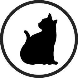 Coasters Cats Download For Printers Or Laser Engraving Machines Free CDR Vectors Art