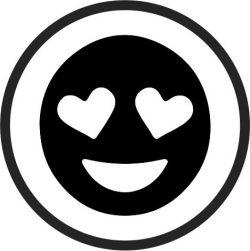 Coasters Emojis Download For Printers Or Laser Engraving Machines Free CDR Vectors Art