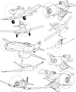 Disney Planes Download For Printers Or Laser Engraving Machines Free CDR Vectors Art
