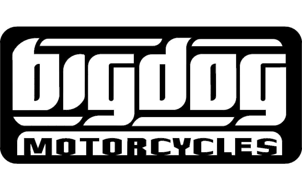 Big Dog Motorcycles Free DXF File