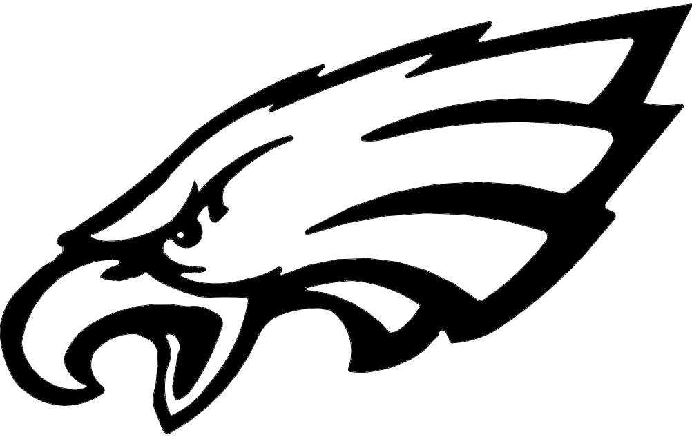 Eagles Head Free DXF File