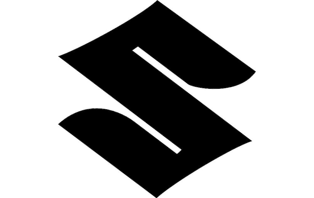 Suzuki Free DXF File