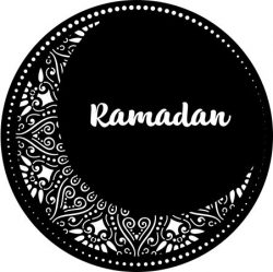 Islamic Ramadan Download For Printers Or Laser Free CDR Vectors Art