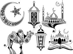 Islamic Pattern Free DXF File