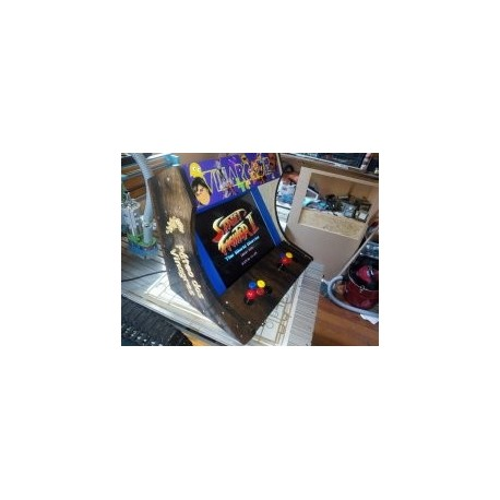 Arcade Bartop 490 Free DXF File