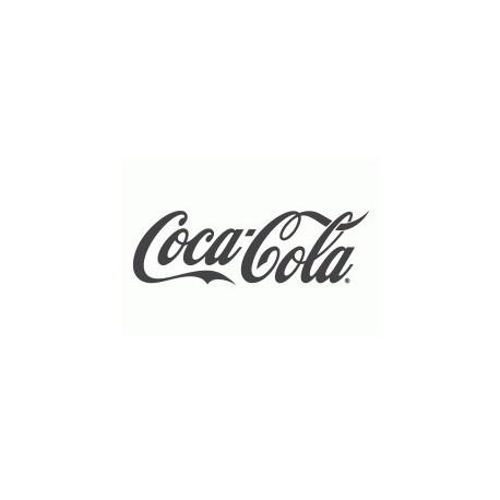 Coke Logo Free DXF File