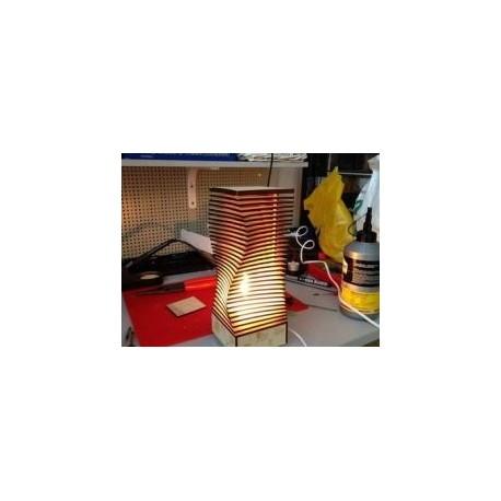 Lamp 1 Free DXF File