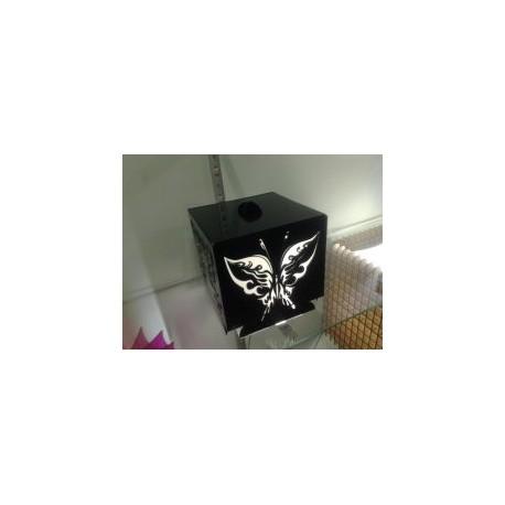 Luminaria Caixa Free DXF File