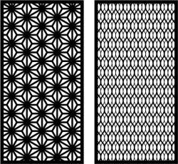 Lozenge Partition Download For Laser Cut Plasma Free CDR Vectors Art