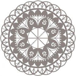 Mandala Floral Mandala Flower Free CDR Vectors Art