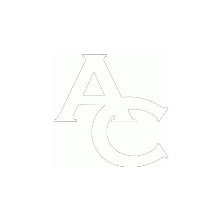 Ac Logo Free DXF File
