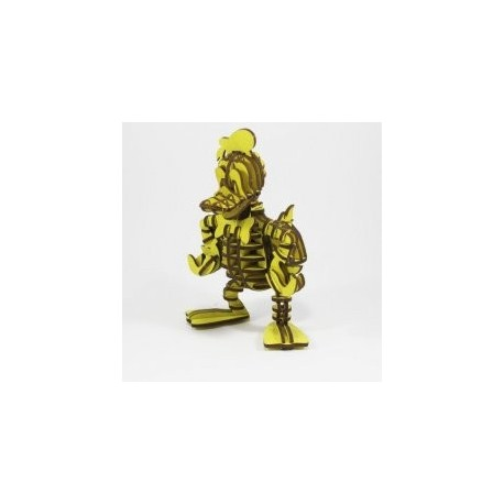 Donald Duck 3d Puzzle Free DXF File