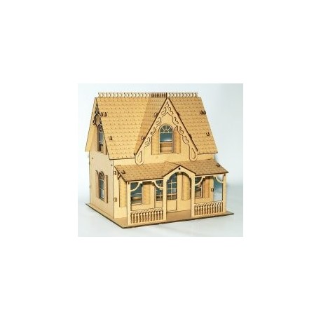House x16 Free DXF File