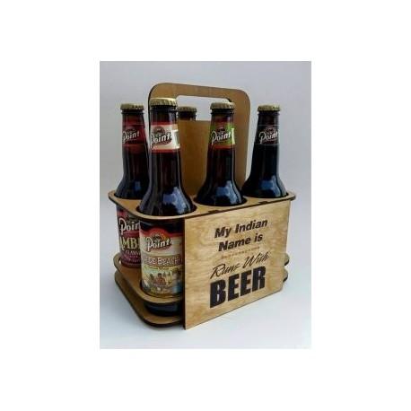 Porta Birre Free DXF File