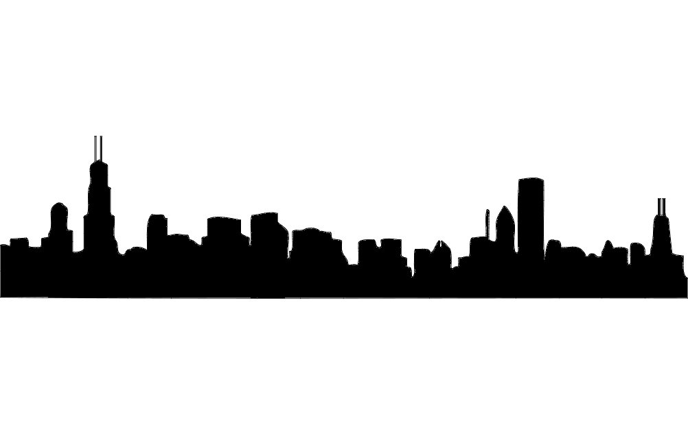 chi-town Free DXF File