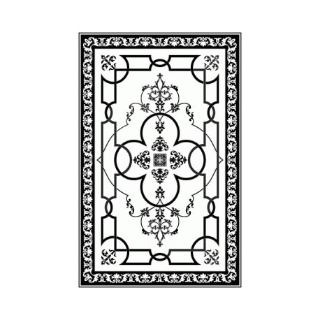 Custom Patterns And Stencils For Etching Free DXF File