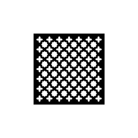 Jali Pattern Design Decor 36 Free DXF File