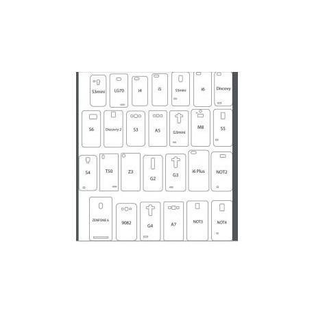 telefonkılıfı çizimleri Free DXF File