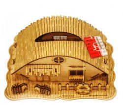 Assembly Model Of Farm Animals For Laser Cut Cnc Free CDR Vectors Art