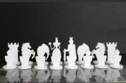 Chess For Laser Cut Plasma Decal Free CDR Vectors Art