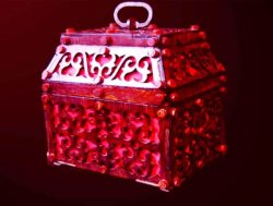 Beautiful Jewelry Boxes For Laser Cut Cnc Free DXF File