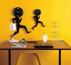 Sport Wall Clock For Laser Cut Plasma Free DXF File
