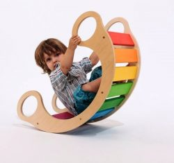 Assembling A Rocking Chair For Children For Laser Cut Cnc Free DXF File