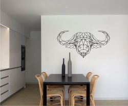 Buffalo For Laser Cut Plasma Free CDR Vectors Art