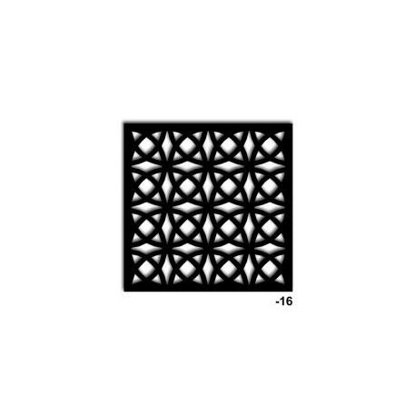 Faya Screen Design 16 Free DXF File