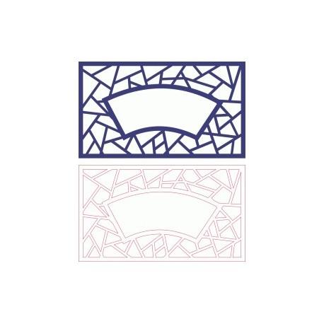Pattern Designs 2d 119 Free DXF File