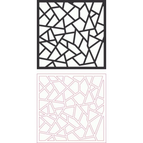 Pattern Designs 2d 138 Free DXF File