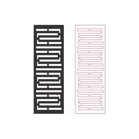 Pattern Designs 2d 150 Free DXF File