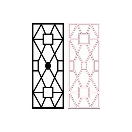 Pattern Designs 2d 155 Free DXF File