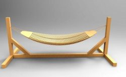 Baby Hammock Lying Down For Laser Cut Cnc Free DXF File