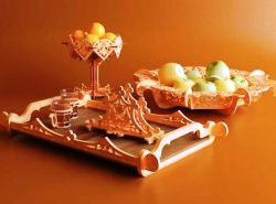 Fruit Tray For Laser Cut Cnc Free DXF File