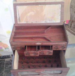 Multi Compartment Box For LaserCut Cnc Free DXF File